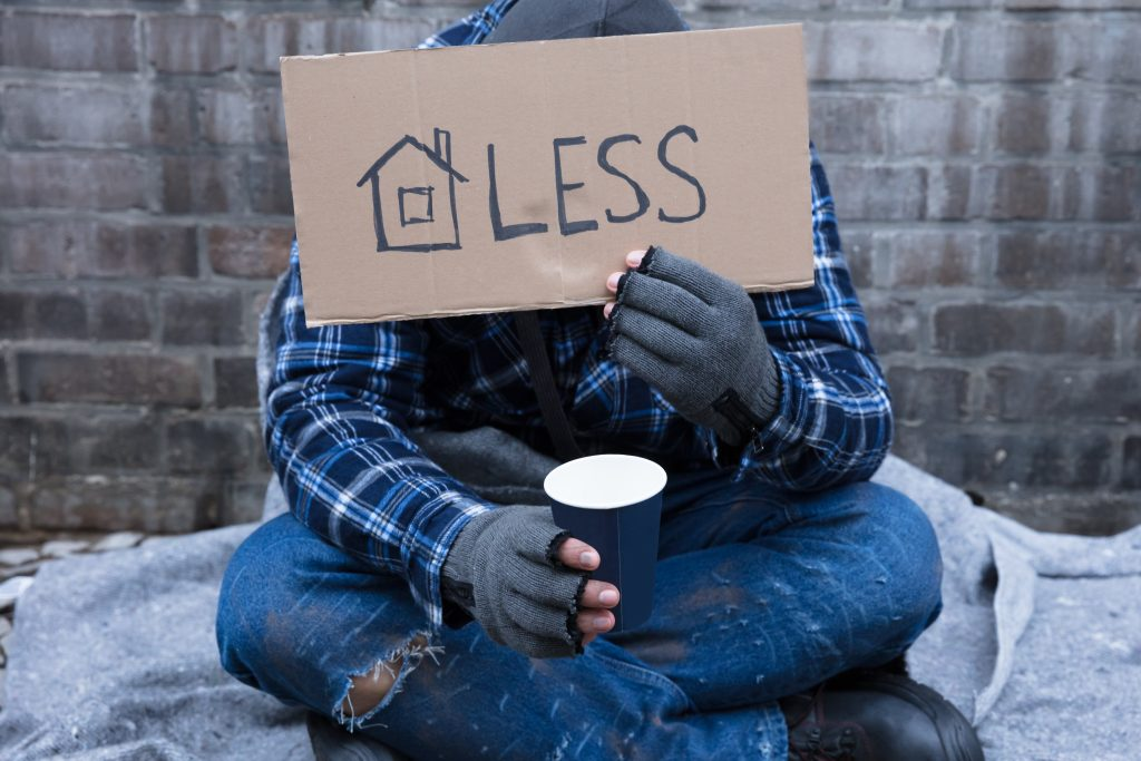 Behind the Cardboard Sign: 5 Effects of Homelessness You Can't See