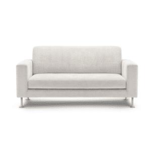 White colour comfy sofa